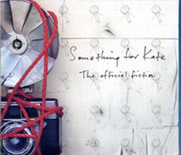 SOMETHING FOR KATE - The Official Fiction - 1