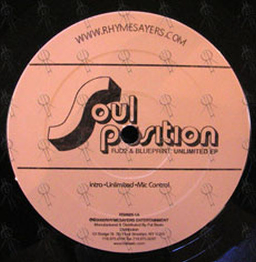 Soul position rjd2 blueprint unlimited ep 12 inch lp vinyl soul position rjd2 blueprint unlimited ep 3 malvernweather Image collections