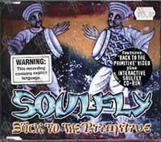 SOULFLY - Back To The Primitive - 1