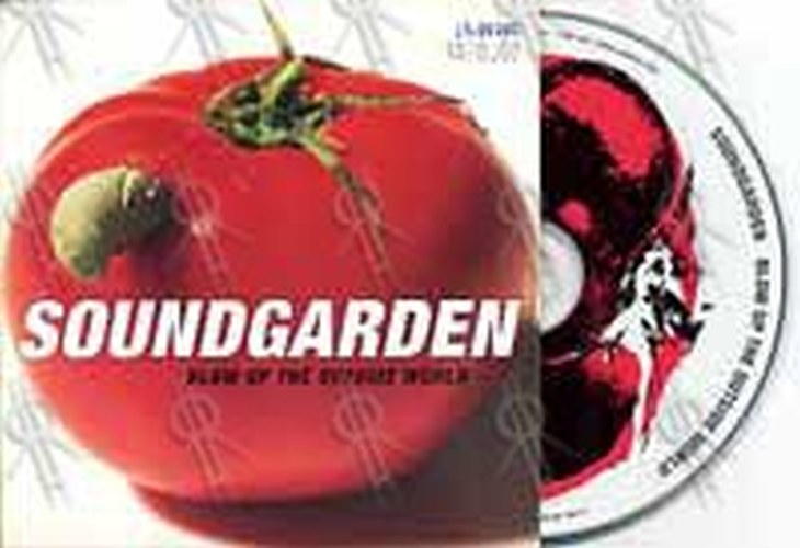 SOUNDGARDEN - Blow Up The Outside World - 1