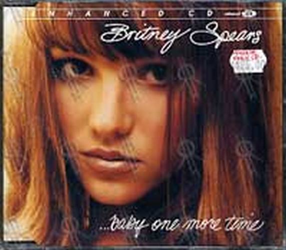 SPEARS-- BRITNEY - Baby One More Time - 1