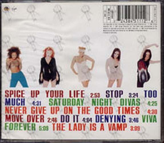 Spice World Vinyl Spice Girls Spiceworld Vinyl Lp Album At