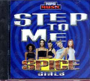 SPICE GIRLS - Step To Me - 1