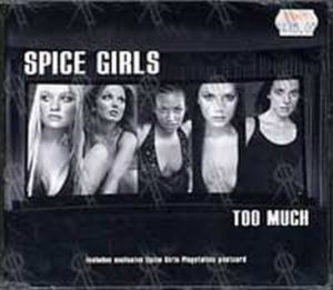 SPICE GIRLS - Too Much - 1