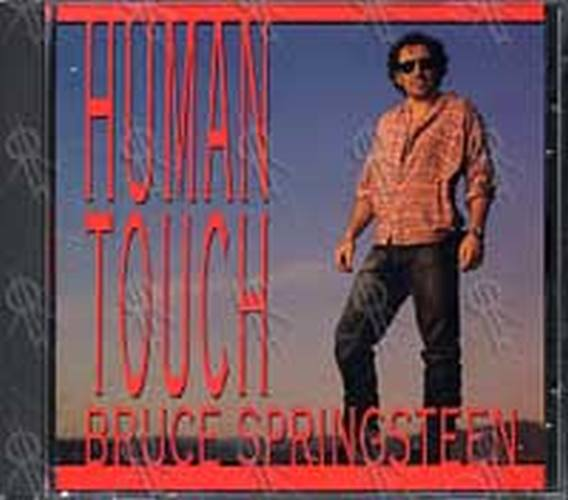 SPRINGSTEEN-- BRUCE - Human Touch - 1