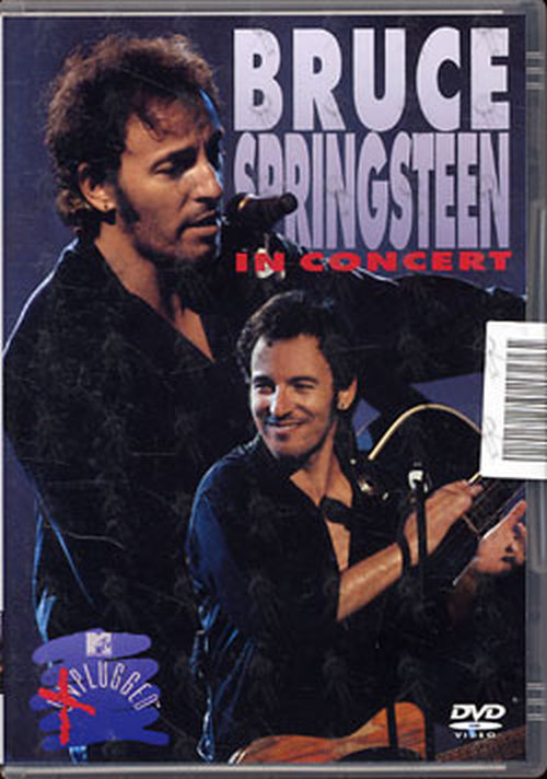 SPRINGSTEEN-- BRUCE - In Concert / MTV Plugged - 1