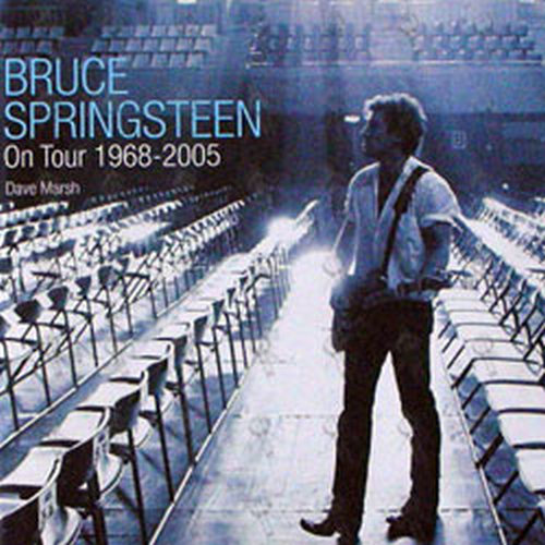 SPRINGSTEEN-- BRUCE - On Tour 1968-2005 - 1