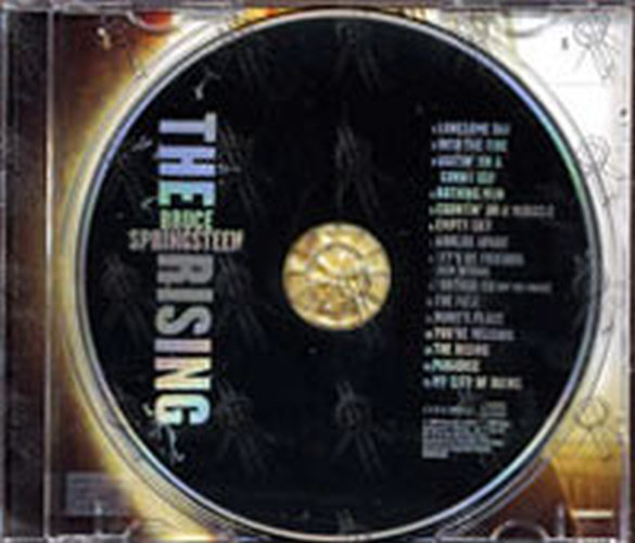 SPRINGSTEEN-- BRUCE - The Rising - 3