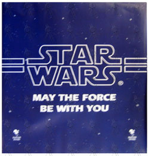 Star Wars May The Force Be With You Book Poster Posters