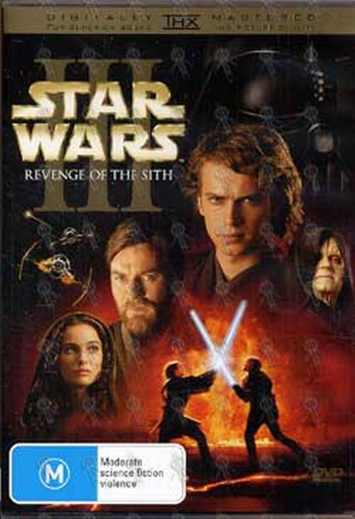 Star Wars Revenge Of The Sith Dvds Rare Records
