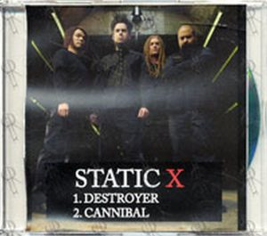 STATIC X - Destroyer / Cannibal - 1
