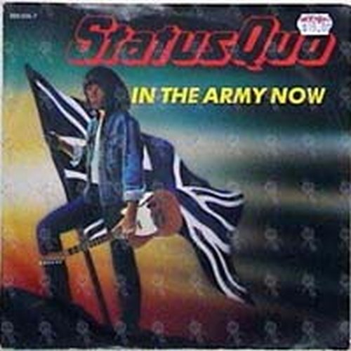 STATUS QUO - In The Army Now - 1