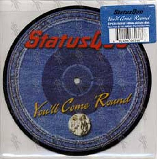 STATUS QUO - You'll Come 'Round - 1