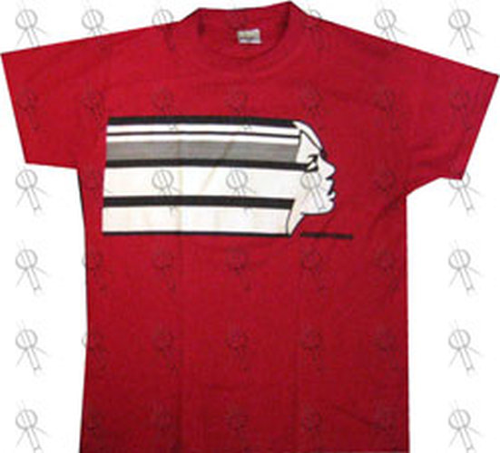 STEREOPHONICS - Red Face Design Girls' T-Shirt - 1