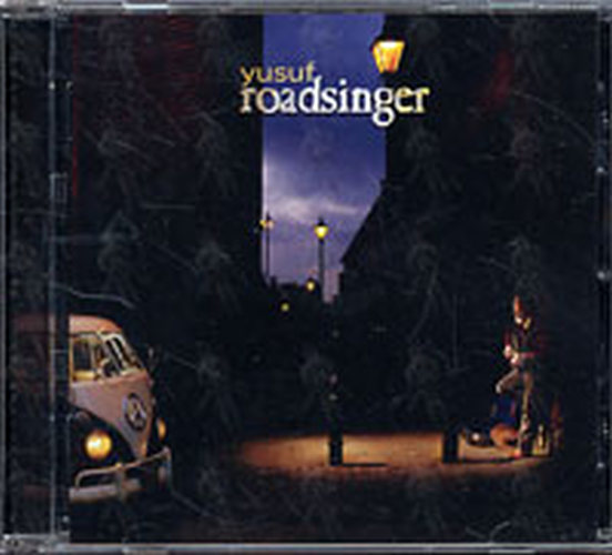 STEVENS-- CAT - Roadsinger (To Warm You Through The Night) - 1