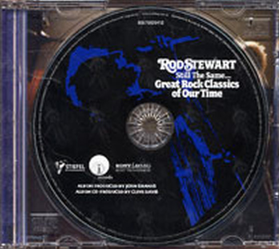 STEWART-- ROD - Still The Same... Great Rock Classics Of Our Time - 3