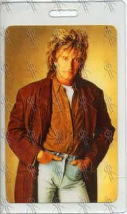 STEWART-- ROD - 'Vagabond Heart' Tour All Area Access Laminate - 2