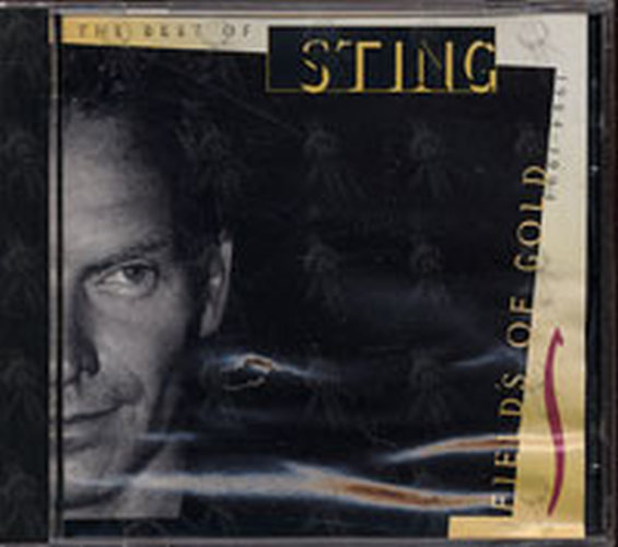 STING - Fields Of Gold: The Best Of Sting 1984-1994 - 1