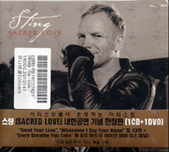 STING - Sacred Love - 1