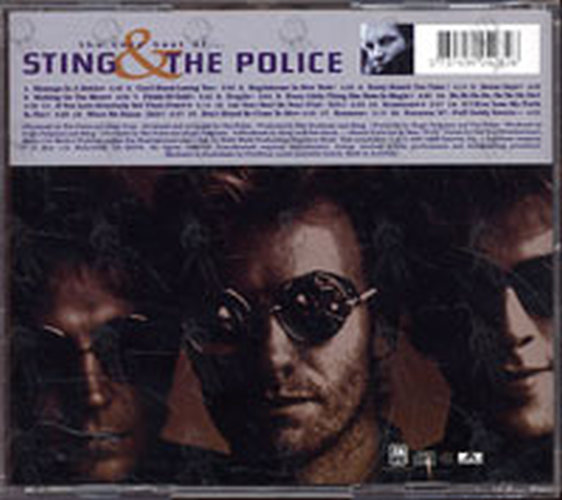 Sting The Police The Very Best Of Sting Amp The Police