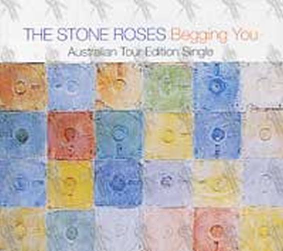 STONE ROSES-- THE - 'Begging You' Australian Tour Edition - 1