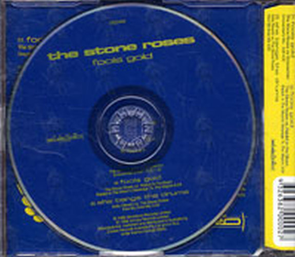 STONE ROSES-- THE - Fools Gold - 2