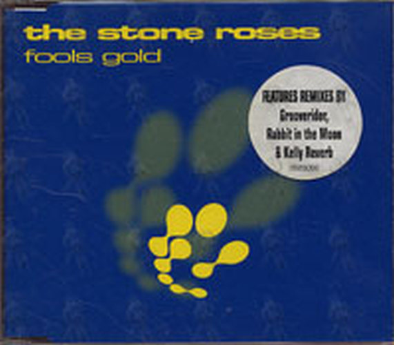 STONE ROSES-- THE - Fools Gold - 1