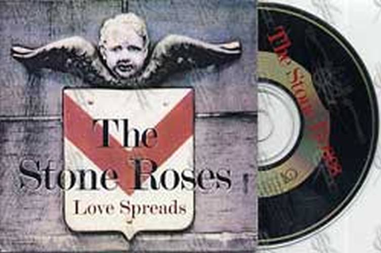 STONE ROSES-- THE - Love Spreads - 1