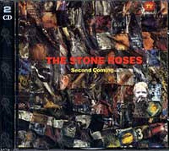 STONE ROSES-- THE - Second Coming - 1