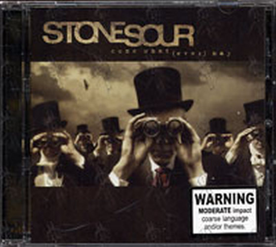 STONE SOUR - Come What(ever) May - 1