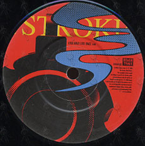 Strokes The You Only Live Once 7 Inch Vinyl Rare