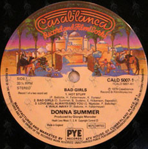 SUMMER-- DONNA - Bad Girls - 4