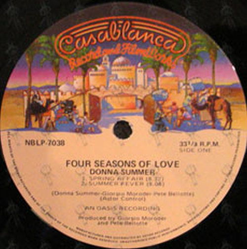 SUMMER-- DONNA - Four Seasons Of Love - 3