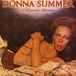 SUMMER-- DONNA - I Remember Yesterday - 1