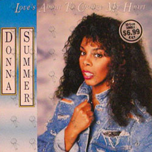 SUMMER-- DONNA - Love's About To Change My Heart - 1