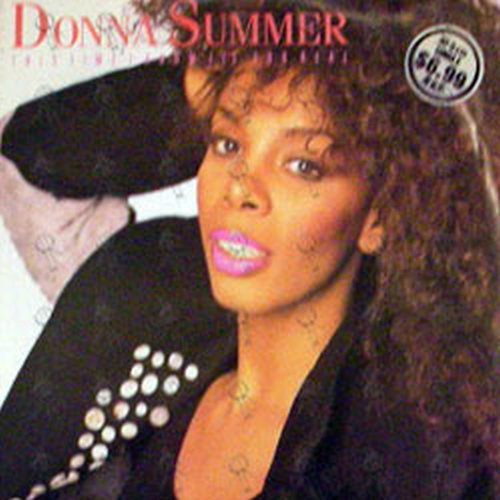 SUMMER-- DONNA - This Time I Know It's For Real - 1
