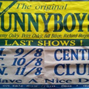 SUNNYBOYS - Central Club
