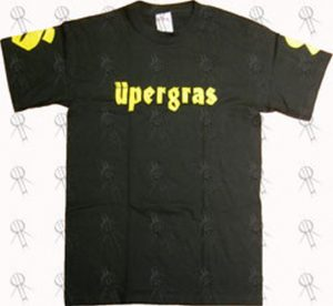 SUPERGRASS - Green 'Supergrass' T-Shirt - 1
