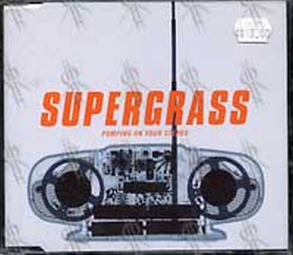 SUPERGRASS - Pumping On Your Stereo - 1