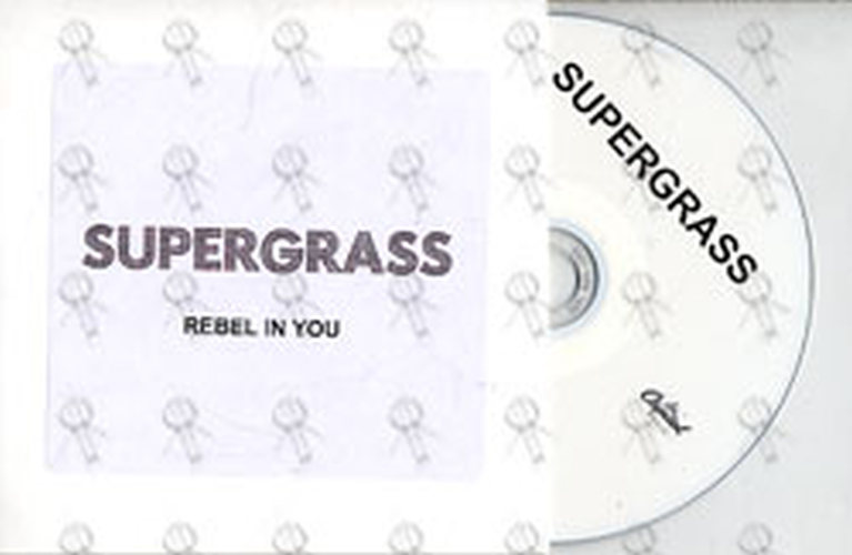 SUPERGRASS - Rebel In You - 1