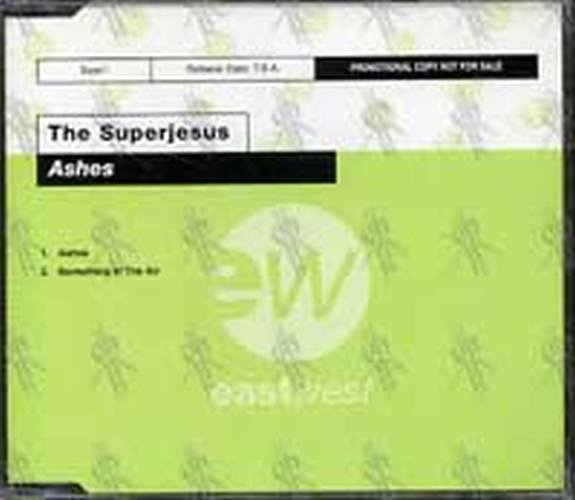 SUPERJESUS - Ashes - 1