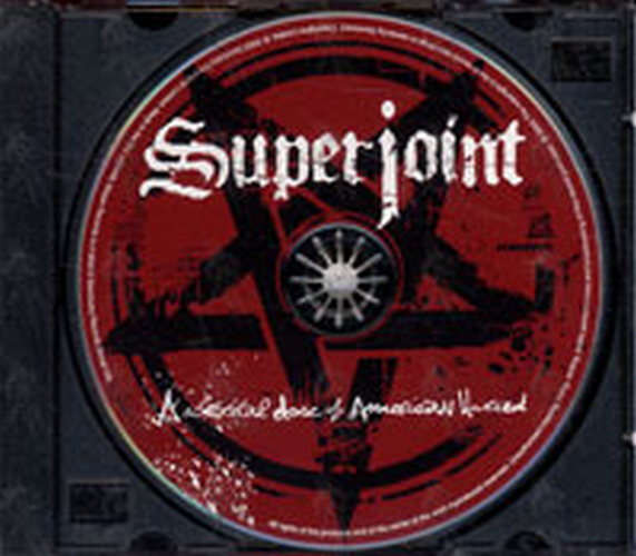 Superjoint Ritual A Lethal Dose Of American Hatred