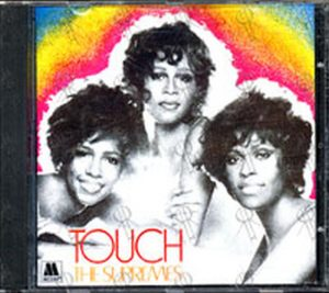 SUPREMES-- THE - Touch - 1