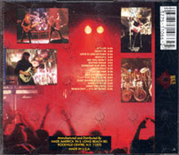 Sweet Live At The Marquee Album Cd Rare Records