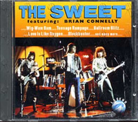 99 Store Near Me >> SWEET - The Sweet featuring Brian Connelly (Album, CD) | Rare Records