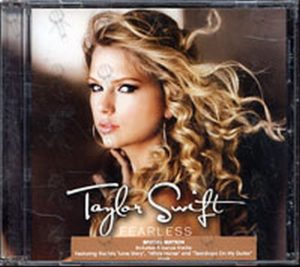 SWIFT-- TAYLOR - Fearless - 1