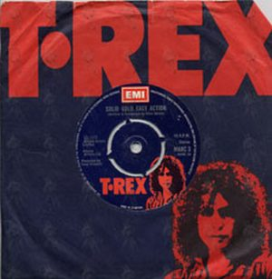T-REX - Solid Gold Easy Action - 1