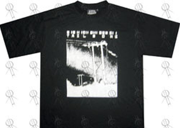 TAILBONE - Black Album Art T-Shirt - 1
