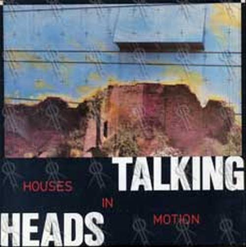 TALKING HEADS - Houses In Motion - 1
