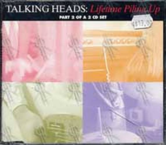 TALKING HEADS - Lifetime Piling Up (Part 2 of a 2CD Set) - 1